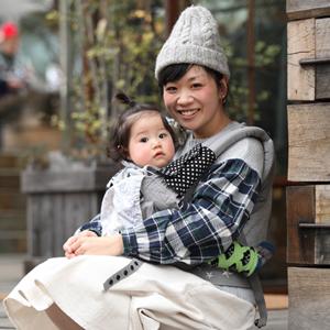 【撮影日:02/24,撮影場所:表参道】友美さん・たいちくん