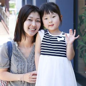 【撮影日:05/13,撮影場所:自由が丘】まま・いちかちゃん(4歳)・好きな親子スポット:公園