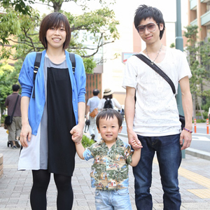 【撮影日:05/17,撮影場所:武蔵小杉】そうちゃん(2歳)