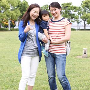 【撮影日:05/18,撮影場所:横浜】駈くん(1歳)・好きな親子スポット:りんかいパーク