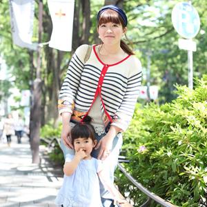 【撮影日:05/13,撮影場所:表参道】T.Kさん・Y.Kちゃん