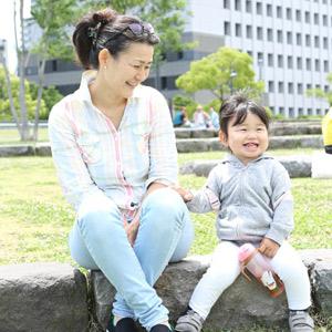 【撮影日:06/06,撮影場所:横浜】清令ちゃん(1歳)・好きな親子スポット:山下公園