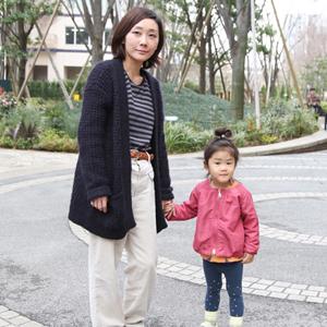 【撮影日:03/20,撮影場所:武蔵小杉】けいちゃん(3歳)