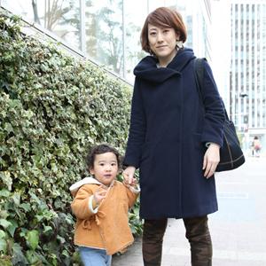 【撮影日:03/23,撮影場所:表参道】NICO☆ちゃん(2歳)