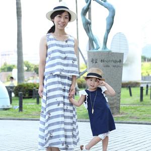 【撮影日:06/25,撮影場所:横浜】綾子さん・りおんちゃん(3歳)・好きな親子スポット:桜木町
