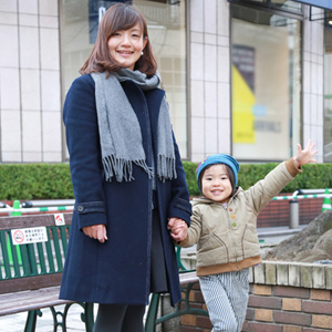 【撮影日:01/28,撮影場所:自由が丘】セナ坊くん(3歳)