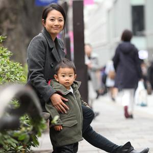 【撮影日:02/24,撮影場所:表参道】Mさん・TKRくん(2歳)・好きな親子スポット:公園